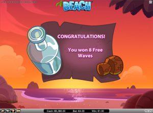 Beach slotmaskinen SS 2