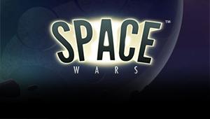 Space wars Banner