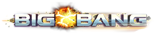 Big Bang spilleautomat fra NetEnt