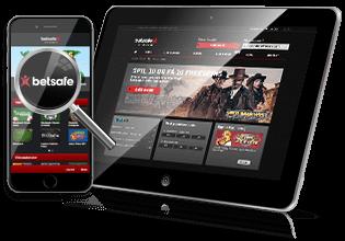 Betsafe Casino mobilspil