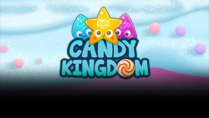 Her kan du spille Candy Kingdom i Danmark