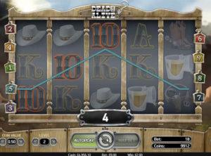 Dead Or Alive Slotmaskinen SS 4
