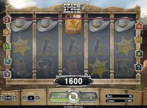 Dead Or Alive Slotmaskinen SS 6