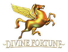 Divine Fortune Game Logo