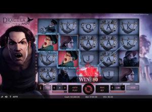 Dracula slotmaskinen SS 6