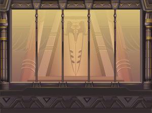 Egyptian Heroes slotmaskinen SS-01