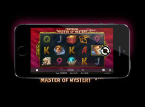 Fantasini Master of Mystery slotmaskinen SS 6