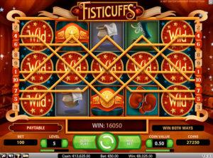 Fisticuffs slotmaskinen SS-05