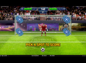 Football Champions Cup slotmaskinen SS 2