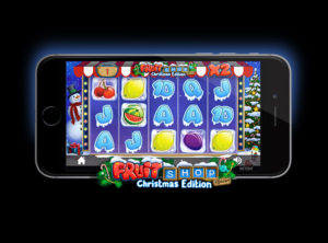 Fruit Shop Christmas Edition slotmaskinen SS-05