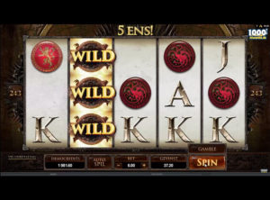 Game Of Thrones Slot - Screenshot 5