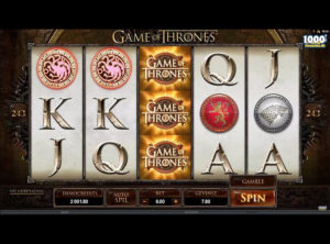 Game Of Thrones Slot - Screenshot 6
