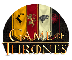 Game Of Thrones spilleautomat - logo