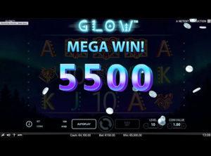 Glow slotmaskinen SS-03