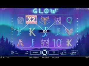 Glow slotmaskinen SS-04