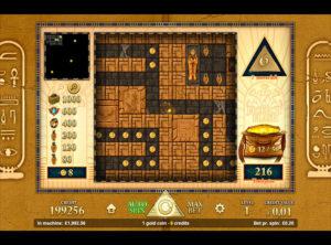 Golden Pyramid Spilleautomat SS 2
