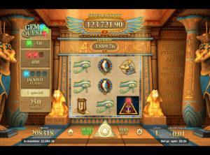 Golden Pyramid Spilleautomat SS 4