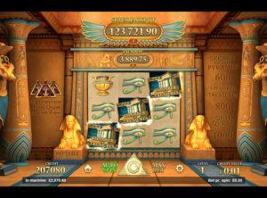 Golden Pyramid Spilleautomat SS-01