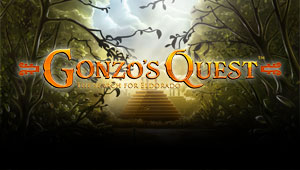 Gonzo's Quest Banner