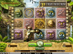 Gonzo's-Quest slotmaskinen SS 6