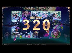 Fairytale Legends: Hansel and Gretel slotmaskinen SS-01