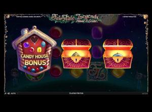 Fairytale Legends: Hansel and Gretel slotmaskinen SS-02