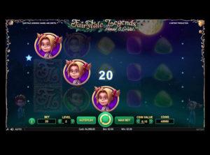 Fairytale Legends: Hansel and Gretel slotmaskinen SS-08