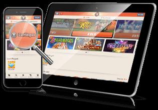 LeoVegas.dk mobil & tabletspil