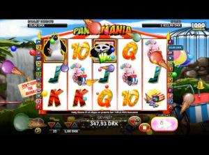 Pandamania slotmaskinen SS-05