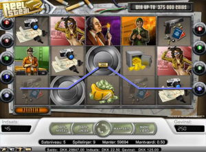 Reel Steal slotmaskinen SS-08
