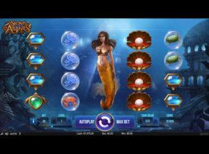 Secrets of Atlantis slotmaskinen SS-02