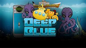 Her kan du spille Deep Blue spilleautomaten
