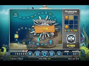 Deep Blue Spilleautomat SS 10