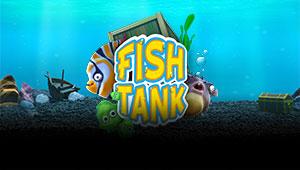 Her kan du spille Fish Tank spilleautomaten