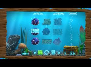 Fish Tank spilleautomaten SS 2