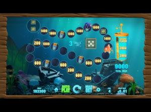 Fish Tank spilleautomaten SS 10