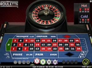Fransk Roulette - Screen Shots