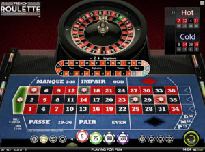 Fransk Roulette - Screen Shots 5