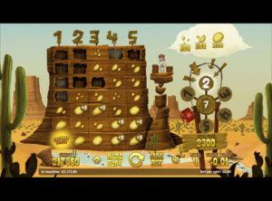 Gold Rush spilleautomat SS 5