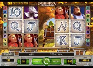 Robin Hood Shifting Riches slotmaskinen SS-08