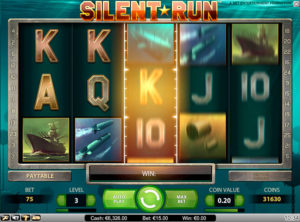 Silent Run slotmaskinen SS-01