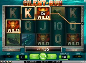 Silent Run slotmaskinen SS-04