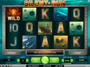 Silent Run slotmaskinen SS-05