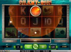 Silent Run slotmaskinen SS-07