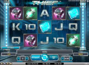 Thief slotmaskinen SS-02