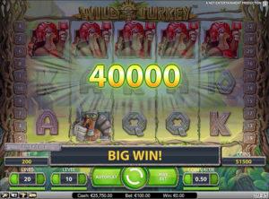 Wild Turkey slotmaskinen SS-03