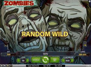 Zombies slotmaskinen SS-07
