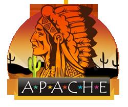 Apache spilleautomaten