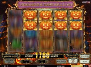 Happy Halloween slotmaskinen SS-05