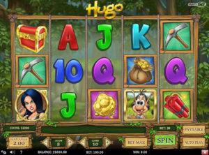 Hugo Spilleautomaten - Screenshot 3